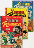 Golden Age (1938-1955):Romance, Youthful Romances Group (Pix Parade/Ribage, 1951-53) Condition:Average FN/VF.... (Total: 4 Comic Books)