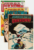 Golden Age (1938-1955):Horror, Adventures Into The Unknown Group (ACG, 1950-66).... (Total: 7Comic Books)