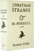 Books:Signed Editions, Susanna Clarke Signed: Jonathan Strange & Mr. Norrell. (New York: Bloomsbury, 2004), first American edition, 782 pag...