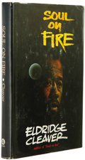 Books:Signed Editions, Eldridge Cleaver: Signed First Edition of Soul on Fire(Waco, Texas: Word Books Publisher, 1978), first edition, 240pag... (Total: 1 Item)