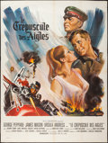 """Movie Posters:War, The Blue Max (20th Century Fox, 1966). French Grande (47"""" X 63"""").War.. ..."""