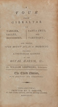 Books:Travels & Voyages, William Lempriere. A Tour from Gibraltar to Tangier, Sallee, Mogodore, Santa Cruz, and Tarudant; and Thence Over Mount A...