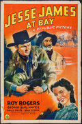 "Movie Posters:Western, Jesse James at Bay (Republic, 1941). One Sheet (27"" X 41""). Western.. ..."