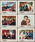 "Movie Posters:Sports, Jim Thorpe - All American (Warner Brothers, 1951). Lobby Cards (6) (11"" X 14""). Sports.. ... (Total: 6 Items)"