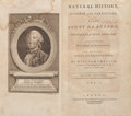 Books:Americana & American History, [Count de Buffon]. Natural History...General andParticular, by the Count de Buffon, Translated into English...(Total: 9 Items)