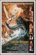 """Movie Posters:Fantasy, Clash of the Titans (MGM, 1981). One Sheet (27"""" X 41"""") Advance. Fantasy.. ..."""