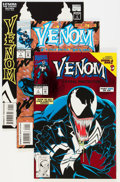 Modern Age (1980-Present):Superhero, Venom-Related Miniseries Complete Runs Box Lot (Marvel, 1993-94)Condition: Average NM....