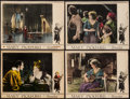 "Movie Posters:Romance, Rosita (United Artists, 1923). Trimmed Lobby Cards (4) (10"" X 13.25""). Romance.. ... (Total: 4 Items)"