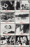 "Movie Posters:Sexploitation, Sweden Heaven and Hell (Avco Embassy, 1969). Lobby Card Set of 8(11"" X 14""). Sexploitation.. ... (Total: 8 Items)"