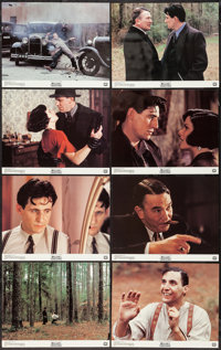 """Miller's Crossing (20th Century Fox, 1990). Lobby Card Set of 8 (11"""" X 14""""). Crime. ... (Total: 8 Items)"""