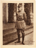 Autographs:Military Figures, Ferdinand Foch Signed Photograph. ...