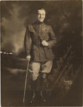 Autographs:Military Figures, Eddie Rickenbacker Photograph...