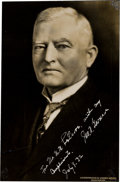 Autographs:Statesmen, John Nance Garner Inscribed Photograph Signed ...