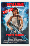 """Movie Posters:Action, First Blood and Others Lot (Orion, 1982). One Sheets (10) (27"""" X41""""). Action.. ... (Total: 10 Items)"""