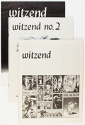 Magazines:Fanzine, Witzend #1-6 Group (Wally Wood/Ed Glasser, 1966-69).... (Total: 6 Items)