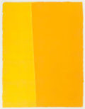 Post-War & Contemporary:Contemporary, ANNE TRUITT (American, 1921-2004). Untitled, 1986. Acrylicon Arches paper. 30-1/4 x 23-1/4 inches (76.8 x 59.1 cm). ...