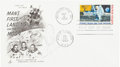 "Autographs:Celebrities, Neil Armstrong First Day Cover Signed ""Neil Armstrong.""..."
