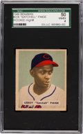 Baseball Cards:Singles (1940-1949), 1949 Bowman Satchell Paige #224 SGC 50 VG/EX 4....