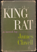 Books:Literature 1900-up, James Clavell. King Rat. Boston Toronto, [1962]. Firstedition. Inscribed and signed by Clavell....