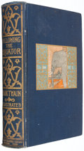 Books:Literature Pre-1900, Mark Twain. Following the Equator. American Publishing,1897. First edition, first printing....