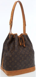 Luxury Accessories:Bags, Louis Vuitton Classic Monogram Noe GM Shoulder Bag. ...