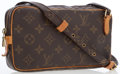 Luxury Accessories:Bags, Louis Vuitton Monogram Canvas Marly Bandouliere Messenger Pochette....