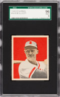 Baseball Cards:Singles (1940-1949), 1949 Bowman Bob Elliott #58 SGC 96 Mint 9 - Pop Two, Highest Grade Known! ...