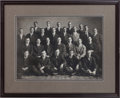 Baseball Collectibles:Photos, 1911 Detroit Tigers Imperial Team Photograph....