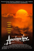 "Movie Posters:War, Apocalypse Now Redux (Miramax, R-2001). One Sheet (27"" X 40"").War.. ..."
