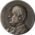U.S. Presidents & Statesmen, President William McKinley Silver Inaugural Medal....