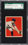 Baseball Cards:Singles (1940-1949), 1949 Bowman Pee Wee Reese #36 SGC 96 Mint 9 - The Finest SGC on Record! ...