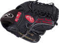 Baseball Collectibles:Others, Circa 2000 Pedro Martinez Game Used Fielder's Glove. ...