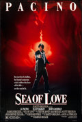 "Movie Posters:Thriller, Sea of Love & Other Lot (Universal, 1989). One Sheets (2) (27"" X 40"" & 27"" X 41"") DS & SS. Thriller.. ... (Total: 2 Items)"