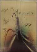 """Movie Posters:Rock and Roll, Ask Me Tomorrow by Mojave 3 (4AD Records, 1995). Autographed AlbumPoster (16.5"""" X 23""""). Rock and Roll.. ..."""