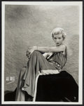 """Movie Posters:Miscellaneous, Joan Bennett by Hal Phyfe (Fox, 1932). Portrait Photo (8"""" X 10""""). Miscellaneous.. ..."""