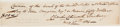 Autographs:Statesmen, General Charles Cotesworth Pinckney Signed Check. ...