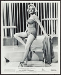 "Movie Posters:Comedy, Marilyn Monroe in How to Marry a Millionaire (20th Century Fox,1953). Pinup Photo (8"" X 10""). Comedy.. ..."