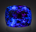 Gems:Faceted, VERY FINE GEMSTONE: LARGE TANZANITE - 61.43 CT.. Merelani Hills,Umba Valley, Lelatema Mountains, Arusha Region, Tanzania...