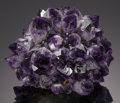 Minerals:Cabinet Specimens, AMETHYST. Santa Ana Quarry, Artigas, Artigas Department,Uruguay. ...