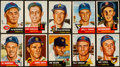 Baseball Cards:Lots, 1953 Topps Baseball Collection (32). ...