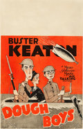 """Movie Posters:Comedy, Doughboys (MGM, 1930). Window Card (14"""" X 22"""").. ..."""