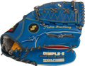 Baseball Collectibles:Others, 2000's Pedro Martinez Game Glove. ...