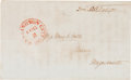 Autographs:U.S. Presidents, Dolley Madison Franking Signature. ...