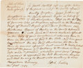 Autographs:Statesmen, Declaration Signer Josiah Bartlett Autograph Document Signed. ...