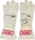 Miscellaneous Collectibles:General, Rusty Wallace Signed Racing Gloves. ...
