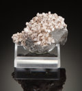 Minerals:Miniature, EDINGTONITE. Ice River Alkaline Complex, Golden Mining Division,British Columbia, Canada. ...