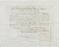Autographs:U.S. Presidents, Ulysses S. Grant Consul Appointment Signed... (Total: 3 Items)