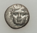 Ancients: A 4 Piece Lot of Greek Fractional silver Minors,... (Total: 4 coins)