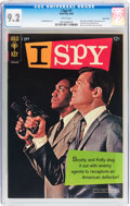 Silver Age (1956-1969):Mystery, I Spy #1 Twin Cities pedigree (Gold Key, 1966) CGC NM- 9.2 Whitepages....