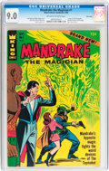 Silver Age (1956-1969):Mystery, Mandrake the Magician #1 Twin Cities pedigree (King FeaturesSyndicate, 1966) CGC VF/NM 9.0 Off-white to white pages....